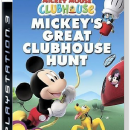 Mickey's Great Clubhouse Hunt Box Art Cover