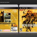 Metal Gear Solid: Peace Walker Box Art Cover