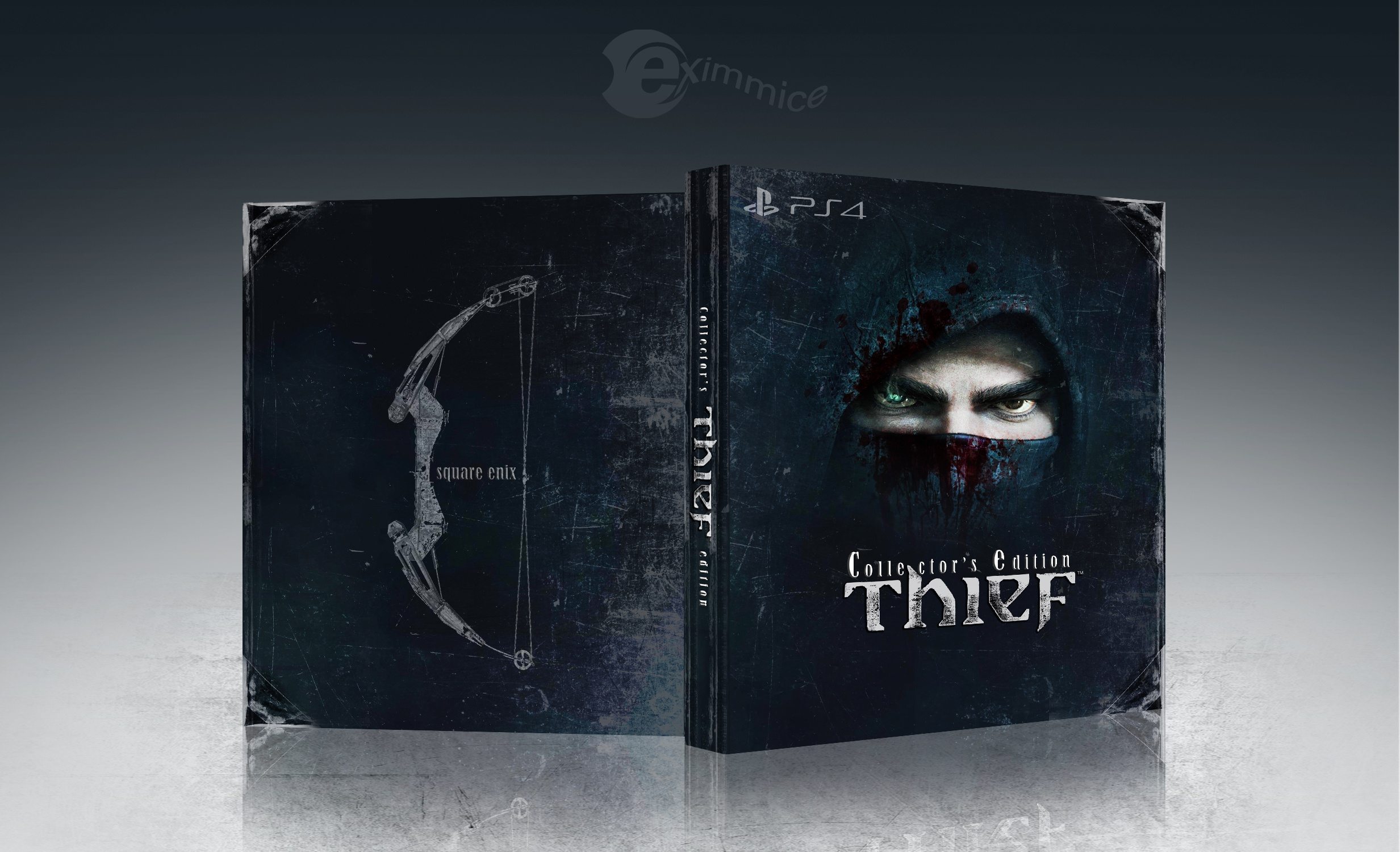 Thief box cover