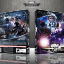Marvel vs Square Enix Box Art Cover