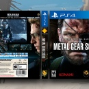 Metal Gear Solid 5 Box Art Cover