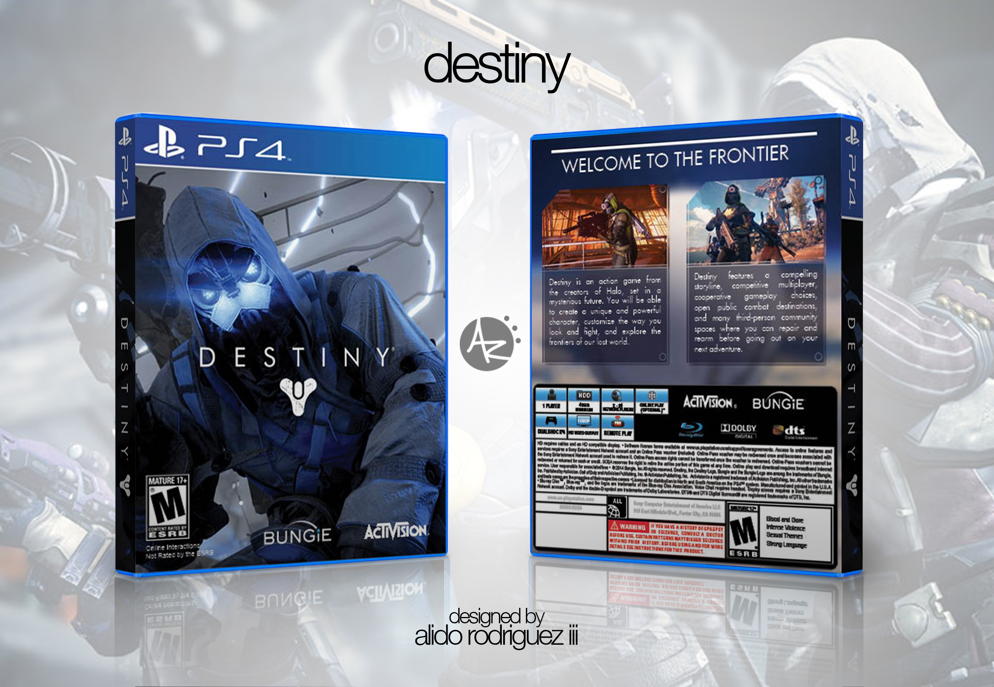 DESTINY box cover