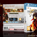 Final Fantasy Type-0 HD Box Art Cover