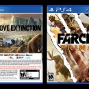 Far Cry Primal Box Art Cover