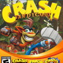 Crash Bandicoot Remastered Trilogy Box Art Cover