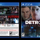 Detroit: Become Human Box Art Cover