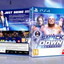WWE Smackdown! Remastered Box Art Cover