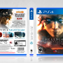 Hellblade: Senua's Sacrifice Box Art Cover