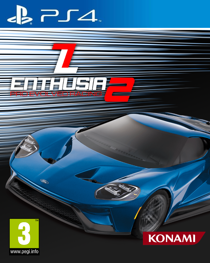 Enthusia 2: Pro Evolved Racing box cover