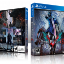 Devil May Cry 5 Box Art Cover