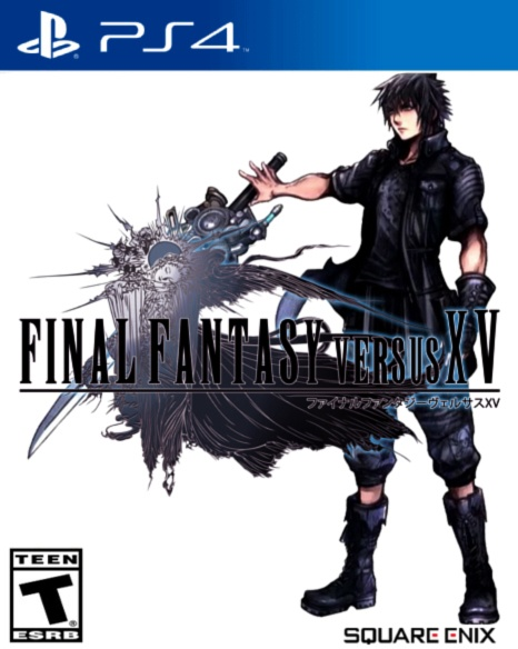 Final Fantasy XV box cover