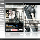 Crisis Core Final Fantasy VII Box Art Cover