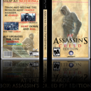 Assassin's Creed PSP Edition Box Art Cover