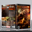 God of War: Chains of Olympus Box Art Cover