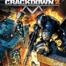 Crackdown 2 Box Art Cover