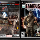 Infamous: Portable Ops Box Art Cover