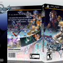 Kingdom Hearts: Pre-take Box Art Cover