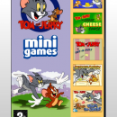 Tom and Jerry Mini Games Box Art Cover