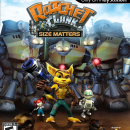 Ratchet & Clank: Size Matters Box Art Cover