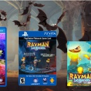 Rayman Legends Limited Edition Box Art Cover