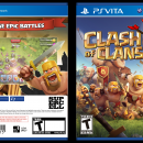 Clash Of Clans Box Art Cover