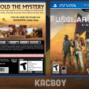 Uncharted: Three Kings Box Art Cover