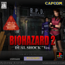 Biohazard 2 Dual Shock Box Art Cover