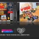 Crash Team Racing Box Art Cover