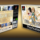 Final Fantasy IX Box Art Cover