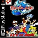 Beyblade Let it Rip! Box Art Cover