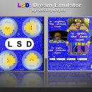 LSD: Dream Emulator Box Art Cover
