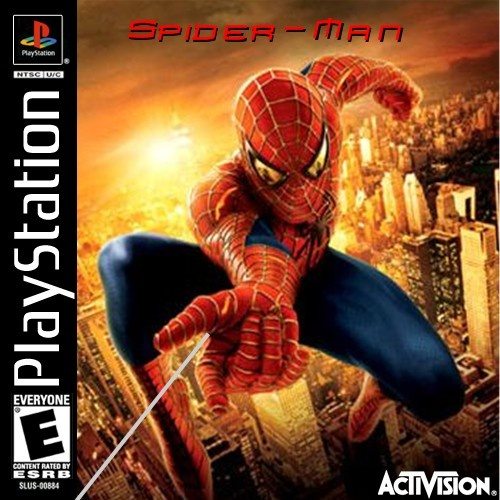 Spider-Man box cover