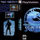 Mortal Kombat Mythologies : Sub-Zero Box Art Cover