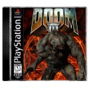 DOOM III FOR THE PS1 Box Art Cover