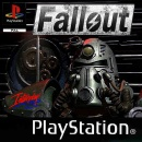 FALLOUT ON PLAYSTATION Box Art Cover