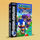 Sonic & NiGHTS: The Lost World Box Art Cover