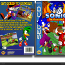 Sonic the Fighters Box Art Cover