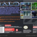 Halo Box Art Cover