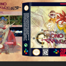 Chrono Trigger Box Art Cover