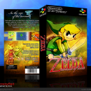 The Legend of Zelda: Tornado of Souls Box Art Cover