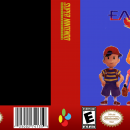 Earthbound box Preview. Box Art Cover