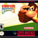 Donkey Kong Country 2 Box Art Cover