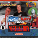 WWF SmackDown! vs RAW 2008 Box Art Cover