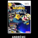 Super Wario Galaxy Box Art Cover