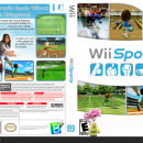 Wii Sports Box Art Cover