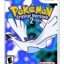 Pokemon Crystal Version 2 Box Art Cover