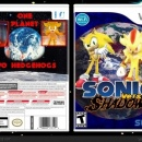 Sonic Vs Shadow Box Art Cover