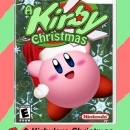 A Kirby Christmas Box Art Cover