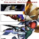 Starfox Galactic Battleground Box Art Cover