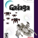 Galaga Box Art Cover